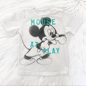⚫️ Disney Jumping Beans Mickey Mouse Softest Tee